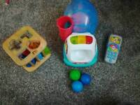 Excellent condition children toys sold together or by self