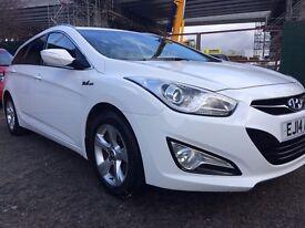 2014 Hyundai i40 1.7CRDi (115ps) Blue Drive Active £5750