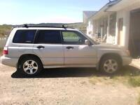 2001 Subaru Forester Other