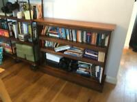 Antique Bookshelf (Mahogany?)