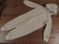 sheep onsie/costume/dressing up - 2 available - great for nativity plays!