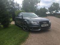 Audi A4 s line black edition 2012