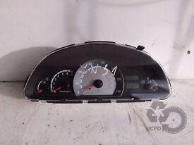 Hyundai Matrix (2001-2010) Speedometer Speedo Clocks Gauge Dials ref.7n31