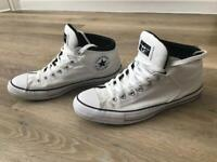 57358f4d3bf411 Men s Converse trainers - Size 9.5. Very good condition.