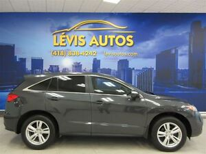 2014 Acura RDX TECHNOLOGIE PACKAGE GPS AWD TOIT OUVRANT 72600 KM