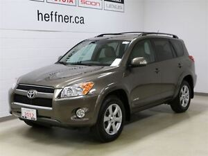 2012 Toyota RAV4 Limited with Navigation