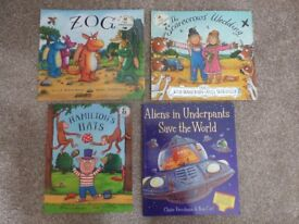 57 popular children's books for ages 1-7. All in beautiful condition.