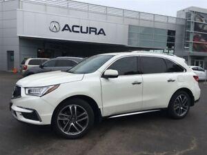 2017 Acura MDX NAVI | DEMO
