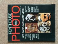 Penthouse PHOTO World - February/March 1977 Life: Photojournalists' Views