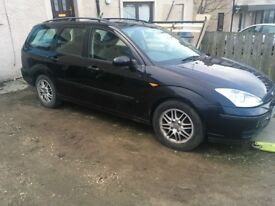 1.8 Ford Focus - Spares and Repairs