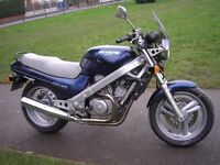 HONDA NTV600. LOW MILES. CAFE RACER. TRIKE. SHAFT DRIVE . NOT BARN FIND. CLEAN. V TWIN
