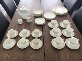 Royal Doulton Dinner & Coffee Service