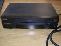 VHS Video Player