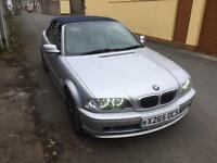 BMW 325 ci convertible