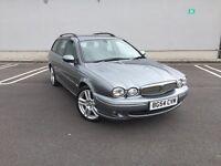 2005 Jaguar X-TYPE 3.0 V6 Sport Premium Estate - Manual - 4WD - 12 Months MOT