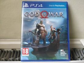 God of War PS4 - Brixton Clapham Soho