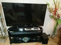 MINT SONY 50' FULL HD 3D TV/SONY SOUNDBAR/SONY BLURAY