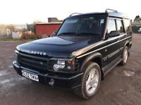 Landrover discovery diesel manual 52reg