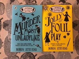 Robin Stevens Books