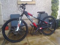 Scott Mountain Bike YZ series. Ideal for Xmas present. local delivery.