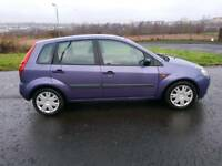 2006 FORD FIESTA**12 MONTHS MOT**NO ADVISORY** 1.6 ENGINE This car is strong, durable, good