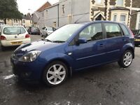 FORD FIESTA 1.25 ZETEC 2008 ** FULLY LOADED** HIGH SPEC**