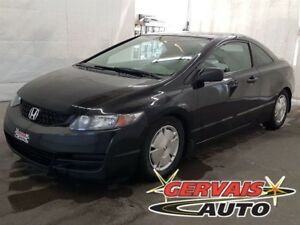 Honda Civic Coupe DX 2010