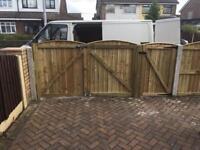 Driveway gates garden gates wooden gates