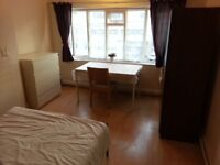 Double Room. All Inc. 1 min from Wood Green tube station. North London.