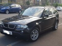 BMW X3, 2.0d SE estate Car, must be seen, 100% reliable