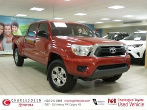 2013 Toyota Tacoma Double Cab SR5 Power Package