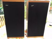 B & W DH4 speakers good condition