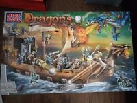 Mega Bloks Dragons, Man-O-War - Charity sale