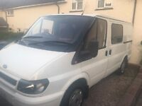 2001 Ford Transit Camper/Day Van. 2.0ltr Diesel. A high quality conversion with lots of care taken.