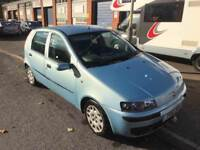 2001 fiat Punto 1.9 jtd 5 door on 83k 12 months mot