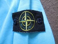 mens stone island new without tags size small top