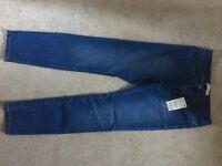 New Zara size 10 jeans
