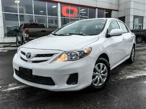 2012 Toyota Corolla HEATED SEATS+BLUETOOTH!