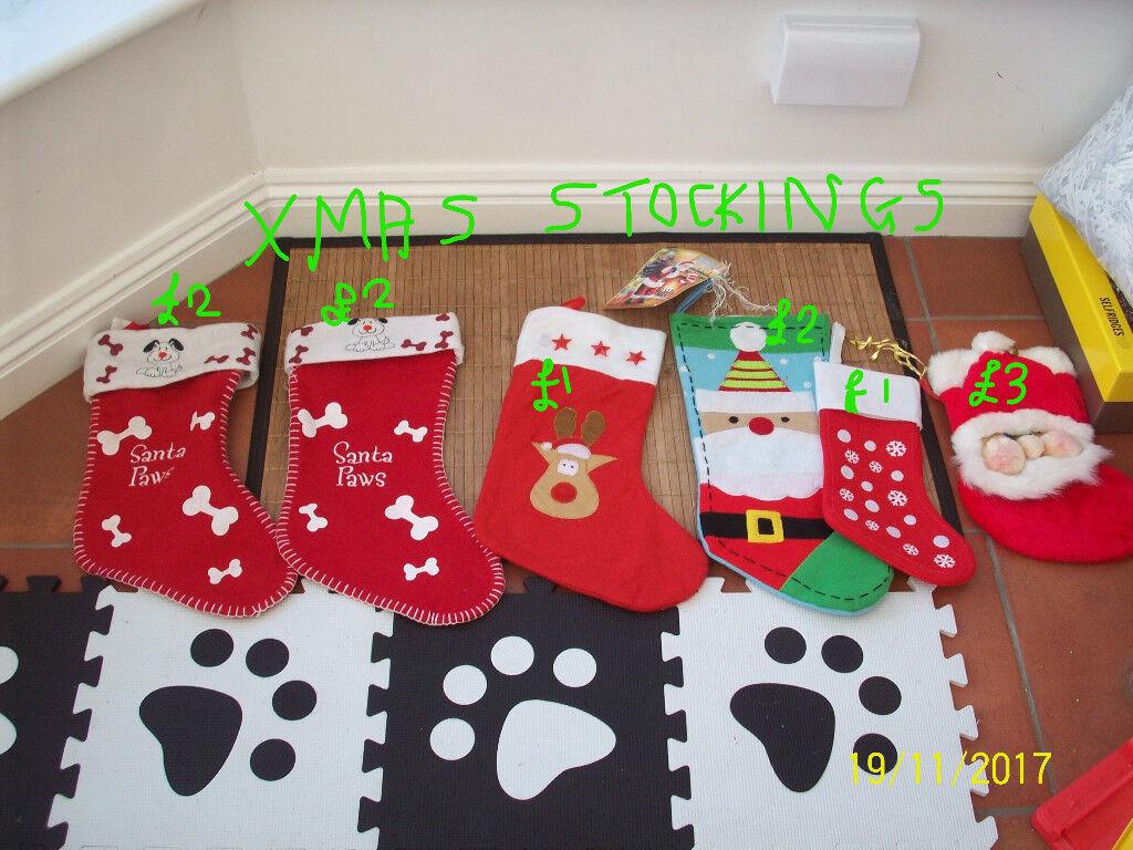 CHRISTMAS THEMED GIFTS,ADULTS,KIDS-XMAS BOOKS,XMAS STOCKINGS,SACKS ...