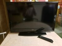 Alba 32 inch HD TV with remote