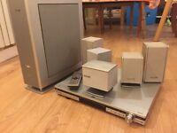 Panasonic DVD Home Theater Sound System SA-HT500