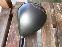 Callaway X2 Hot 10.5 Driver and 3 Wood (Regular with Head covers)
