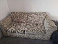 Next 4 seater sofa FREE