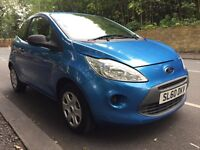 STUNNING FORD KA 2010/60 1.2 STUDIO ONLY 39K WITH FSH LONG MOT IMMACULATE INSIDE & OUT