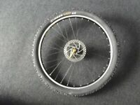 Superb Mavic X717 Mountain Bike 26 Inch Wheel 9sp Cassette