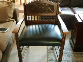 Liberty & Co Moorish chair