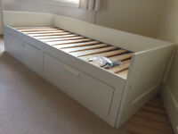 IKEA BRIMNES daybed, white, CAN DELIVER