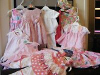 CLOTHES FOR BABY GIRL 0-3 MONTHS.