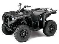 2015 Yamaha Grizzly 700 EPS  SE