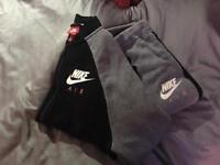 Women's Nike air tracksuit